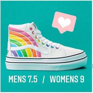 VANS Rainbow Kicks 🌈